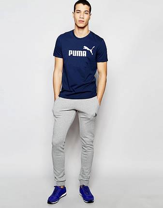 Мужская футболка с принтом Puma, фото 2