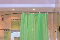 Карниз дугообразный 105х150 см для угловой ванны