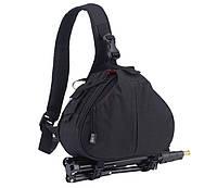 Сумка-рюкзак для зеркальных фотоаппаратов Nikon, Canon, Sony, Pentax