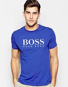 Мужская футболка Hugo Boss с принтом