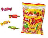 """Жевательные конфеты """"Весовые"""" Лимбо 1 кг"""