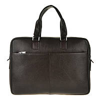 Вместительная коричневая сумка