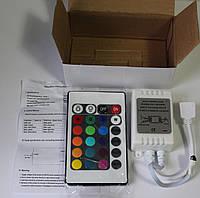 Контроллер rgb 6А 72вт для светодиодной ленты