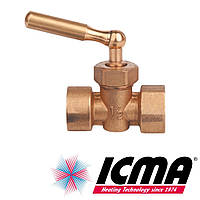 Icma 151 Кран под манометр 1/2 140°C