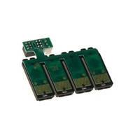 Планка с чипами WWM для СНПЧ Epson Stylus S22/SX125 (CH.0260-1)