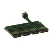 Планка с чипами WWM для СНПЧ Epson Stylus TX219/TX419/TX600FW (CH.0238)