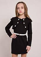 Модное и удобное школьное платье