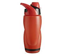 Бутылка для воды с носиком в школу Красная