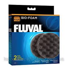 Губка Fluval Bio-Foam для внешнего фильтра Fluval FX5 / FX6 2 шт.