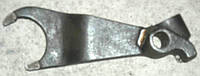 Вилка верхняя коробки диапазонов ДОН-1500