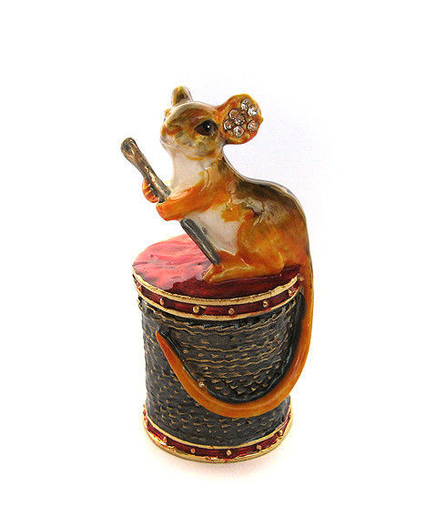 Наперсток для коллекции Мышь