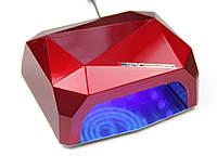 УФ лампа LED+CCFL 36 W (разные цвета)