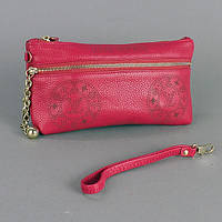 Розовый женский клатч-кошелек Louis Vuitton, фото 1