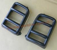 Накладки на задние фонари (нового образца) для ВАЗ 2121 Нива