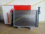 Радиатор охлаждения ваз 2101 2102 2103 2106 Aurora CR-LA2106 алюминиевый, фото 2