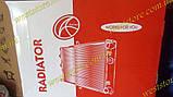 Радиатор охлаждения ваз 2101 2102 2103 2106 Aurora CR-LA2106 алюминиевый, фото 6