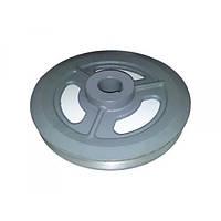 Шкив ротора вентилятора d=200 mm (ал.) РСМ-10.14.01.100А ДОН-1500