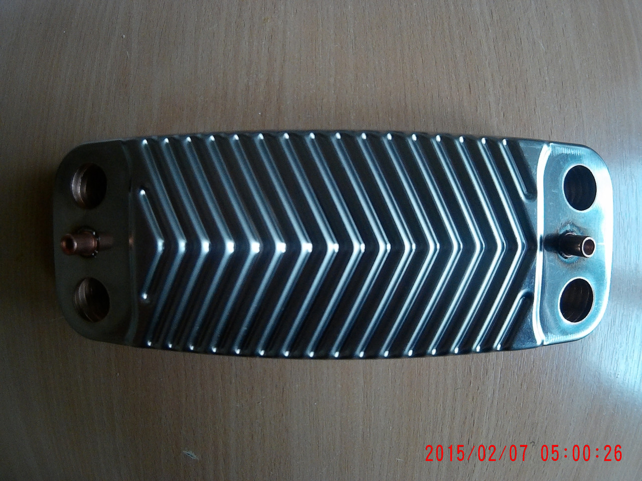 Теплообменник  ГВС Protherm Tiger v12, Demrad