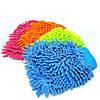 Варежка-мочалка из микрофибры