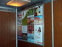 Реклама в лифтах Украина