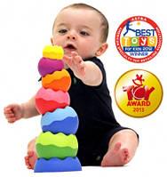 Пирамидка Fat Brain Toys Tobbles Neo (FA070-1)