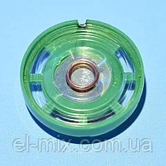 Динамик миниатюрный d27мм пластиковый  8Ом 0,25Вт  DG
