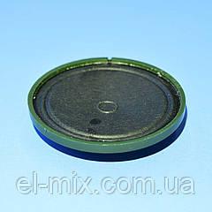 Динамик миниатюрный d50мм пластиковый  8Ом 0,5Вт  DG