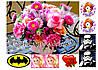 Бабочки ассорти 16  Вафельная картинка