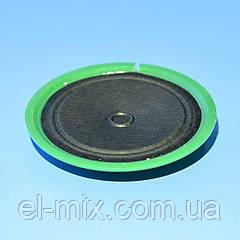Динамик миниатюрный d57мм пластиковый  8Ом 0,5Вт  DG