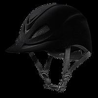 """Шлем конный, каска """"Capriole"""" для стартов, тренировок, для женщин"""