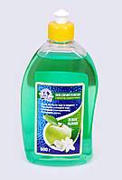 """Средство для мытья посуды """"Будьласочка"""" с ароматом зеленого яблока"""