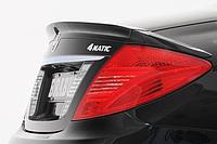 Cпойлер Mercedes CL W216 реплика Brabus