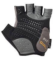 Женские перчатки для фитнеса Power System FIT GIRL PS-2900