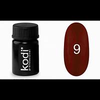 Гель краски Kodi professional №9 4 мл