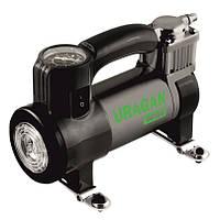 Компресор автомобільний URAGAN 90190 з LED сигнальним ліхтарем, 35 л/х (10шт./ящ.)