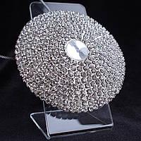 Декоративный магнит подхват для штор и тюлей аксессуар 71-102