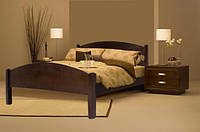 """Двуспальная кровать """"Вероника"""" из Дуба, фото 1"""