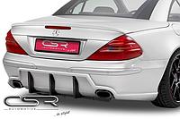 Спойлер крышки багажника Mercedes SL R230