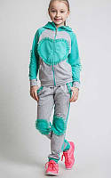 Детский спортивный костюм для девочек недорого, фото 1