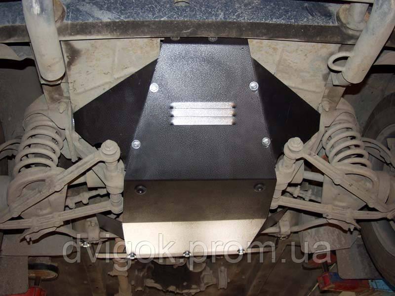 Защита двигателя ВАЗ-2121 Нива