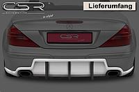 Диффузор заднего бампера Mercedes SL R23