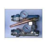 Коннектор для подключения циркуляционного насоса