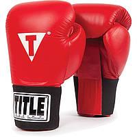 Перчатки для спаррингов TITLE Professional Elastic Training