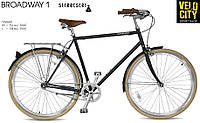 Велосипед Streetster Broadway 1