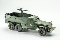 БТР-152В1 с пулеметом ДШК 1/35