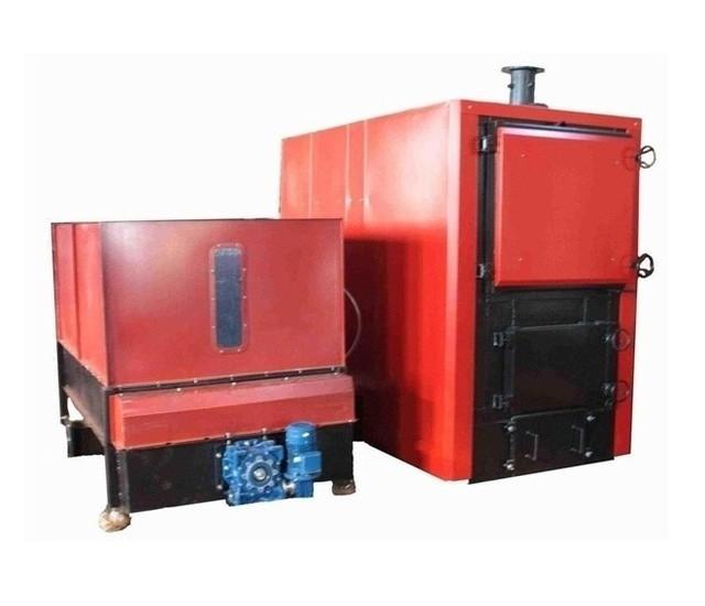 Промышленные пеллетные котлы от 100 кВт до 1000 кВт