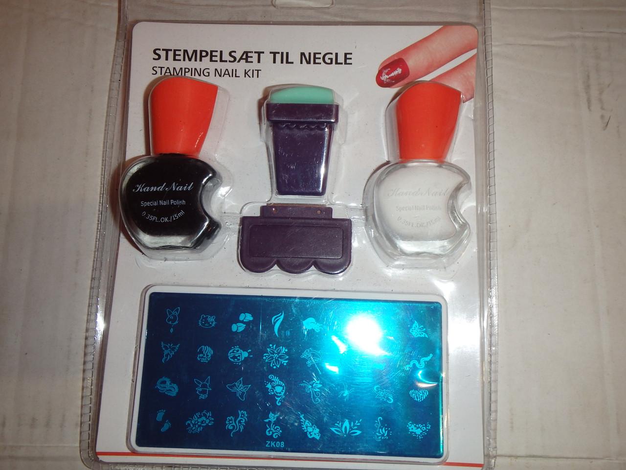 Набор для стейпинга для дизайна ногтей