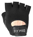 Перчатки для фитнеса Power System FP-07 B1 PRO, фото 3