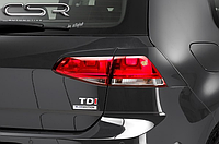 Накладки на задние фары Volkswagen Golf 7
