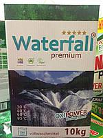 Бесфосфатный стиральный порошок Waterfall Premium Universal (Вотерфел Премиум) универсальный,10 кг